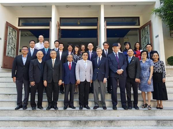 บัญชีฯ จุฬาฯ ผงาดเป็นสถาบันแรกของไทยที่ได้รับการรับรองมาตรฐานระดับโลก AACSB ต่อเนื่องทั้งปริญญาตรี โท และเอก