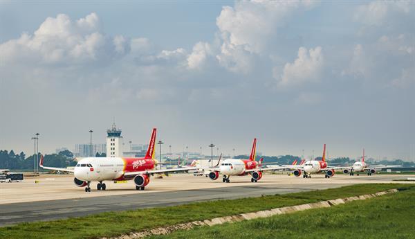 เวียตเจ็ทเผยผลประกอบการไตรมาสที่ 4 ปี 2562 รายรับธุรกิจขนส่งทางอากาศโต 25% พร้อมขยายเครือข่ายการบินสู่อินเดีย เจาะตลาดที่มีผู้บริโภคมากกว่า 1.2 พันล้านคน