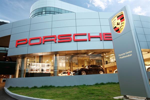 ปอร์เช่ จัดแคมเปญตรวจเช็ครถ Porsche Cayenne Service Clinic