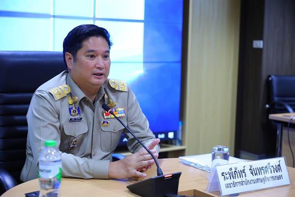 เกษตรฯ ชู Eat Thai First อาหารไทยยืนหนึ่ง ร่วมรณรงค์อุดหนุนสินค้าเกษตรไทย ช่วยเกษตรกรลดผลกระทบส่งออกจากไวรัสโคโรนา