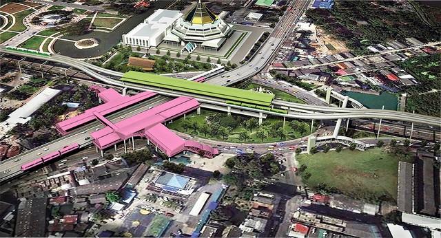 กทม.-BTS เตรียมเปิดทดลองเดินรถไฟฟ้าสายสีเขียวส่วนต่อขยาย 4 สถานี 24 เม.ย.นี้