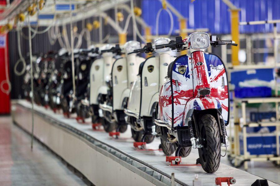 สโกมาดิเปิดโรงงานแห่งใหม่ เพิ่มกำลังการผลิตมาตรฐานระดับโลก