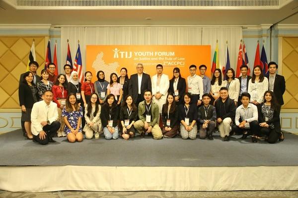 สถาบันเพื่อการยุติธรรมแห่งประเทศไทย (TIJ) เปิดเวที TIJ Youth Forum