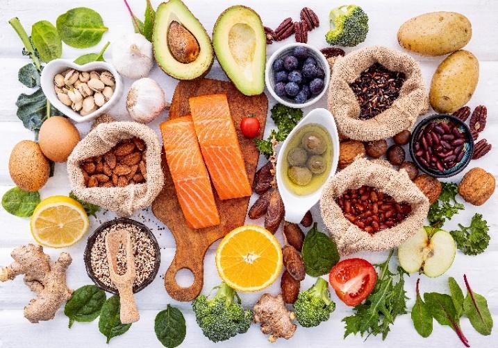 เสริมภูมิคุ้มกันร่างกายให้แกร่งด้วยโภชนาการ