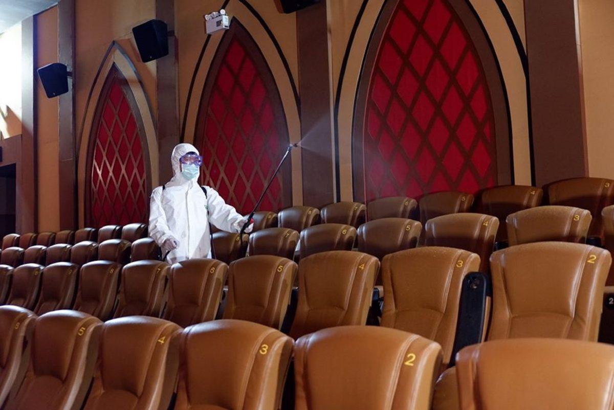 เมเจอร์ ซีนีเพล็กซ์ กรุ้ป ใส่ใจทำความสะอาดโรงภาพยนตร์สม่ำเสมอ ต่อเนื่องแม้ปิดให้บริการ Big Cleaning ทุก 15 วัน