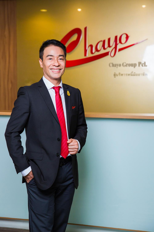 "CHAYO อวดผลงานโค้งแรก กำไรโต 35% โกยรายได้กว่า 110 ลบ. ตั้งบริษัทย่อย ""บริษัท 555 ช้อปปิ้ง จำกัด"" รุกงานขายผ่านคอลเซ็นเตอร์"