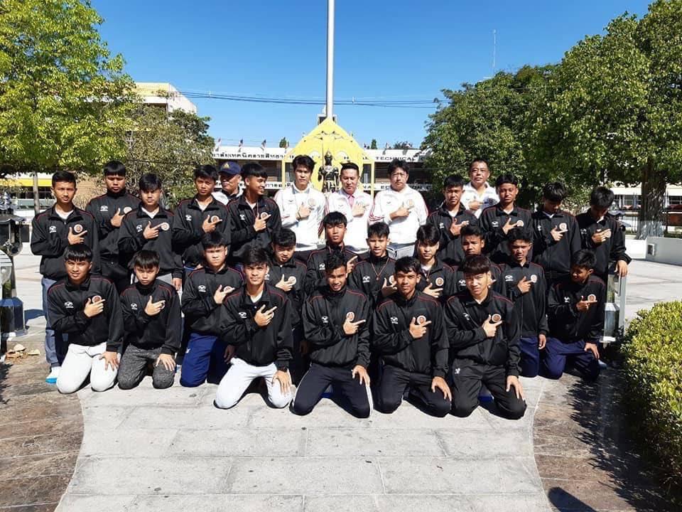 สอศ. เปิดสอนสาขาวิชาธุรกิจการกีฬา แห่งแรกของประเทศไทย  วท.ราชสิทธารามนำร่อง