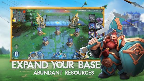 การมาของผู้นำฮีโร่! เกม Warbound Storm พัฒนาโดย NetEase Games จะเปิดตัวบนระบบ Android วันที่ 9 กรกฎาคมนี้