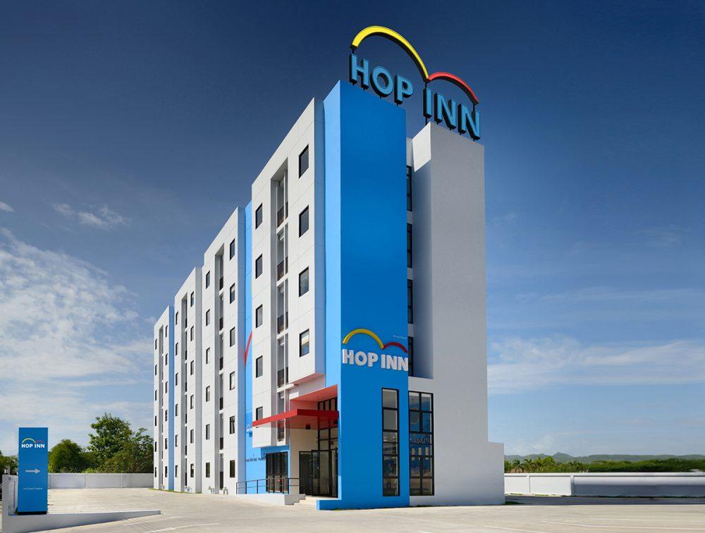 ดิเอราวัณกรุ๊ป ชูฮ็อป อินน์ รุกตลาดท่องเที่ยวในประเทศ เตรียมเปิดโรงแรมครบทุกระดับหลังผ่อนคลายล็อกดาวน์