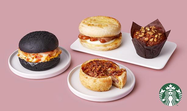 สตาร์บัคส์ ชวนคุณต้อนรับวันใหม่กับเมนูอาหารเช้า                                  และเติมพลังด้วยโยเกิร์ตแฟรบปูชิโน่ใหม่สุดละมุน 2 เมนู