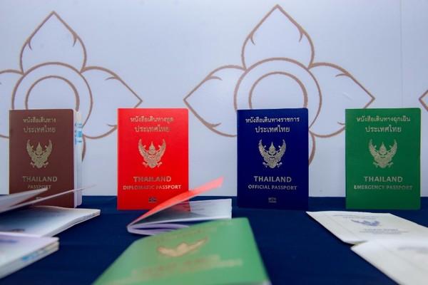 คนไทยได้ฤกษ์ถือหนังสือเดินทางที่มีความปลอดภัยสูงที่สุดเล่มหนึ่งของโลก ด้วยไฮเทคโนโลยีจาก Thales