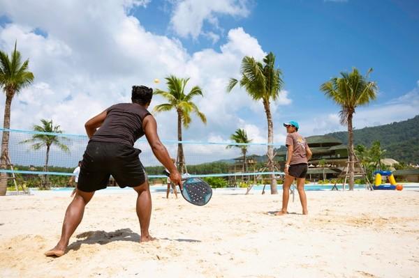 บลูทรีภูเก็ต เนรมิตพื้นที่สีเขียว กว่า 50 ไร่ เป็นลานกีฬาชุมชน และศูนย์รวมกิจกรรมเพื่อสุขภาพ