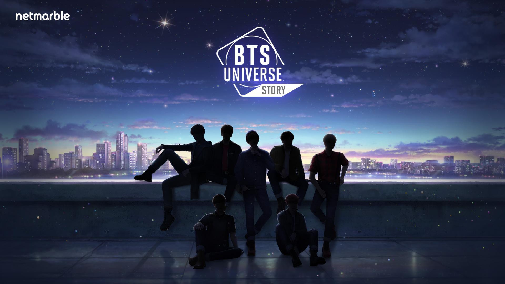 เน็ตมาร์เบิ้ลเตรียมปล่อยเกมใหม่ล่าสุดจาก IP BTS ที่แฟนๆต่างรอคอย อย่าง 'BTS Universe Story' พร้อมชมทีเซอร์ที่นี่เป็นครั้งแรก!