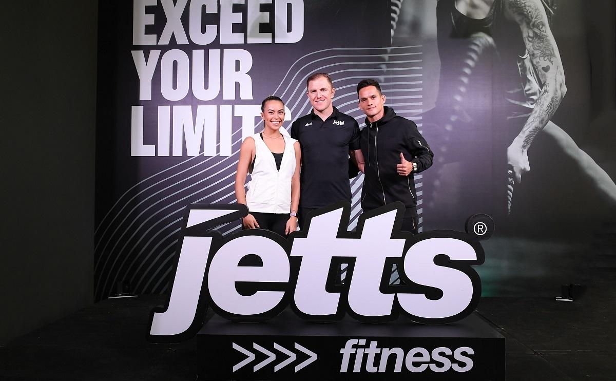 """เจ็ทส์ เผยโฉม เจ็ทส์ แบล็ก คลับระดับพรีเมียมแห่งแรกของโลกในไทย ตอบโจทย์คนรักการออกกำลังกายเพื่อ """"ท้าทายขีดจำกัดของตัวเอง"""""""