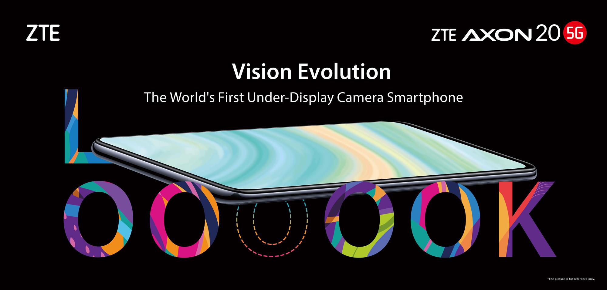 ZTE เปิดตัว Axon 20 5G สมาร์ทโฟนกล้องใต้จอรุ่นแรกของโลก