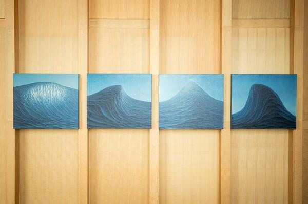 """""""IN BETWEEN"""" นิทรรศการศิลปะเพื่ออิสรภาพและความหลากหลาย โดย โรงแรม อวานี พลัส ริเวอร์ไซด์ กรุงเทพฯ ร่วมกับ อวกาศ อาร์ท"""