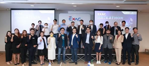 "EXIM Bank จับมือผู้ประกอบการ Startup ยกระดับขีดความสามารถ SMEs สู่โลกธุรกิจยุคใหม่ ในงาน ""EXAC Hackathon"""