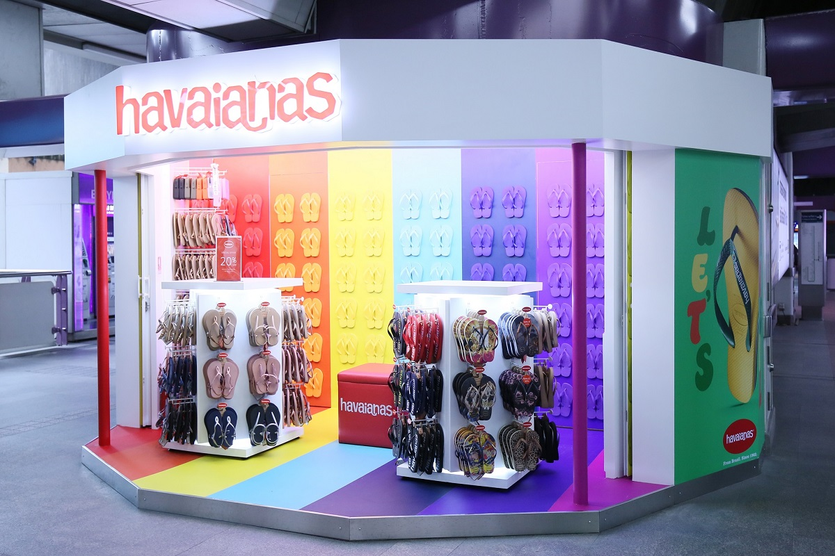 "RSP เปิด Concept Store แบรนด์ ""Havaianas"" แห่งใหม่ที่ BTS ศาลาแดง"
