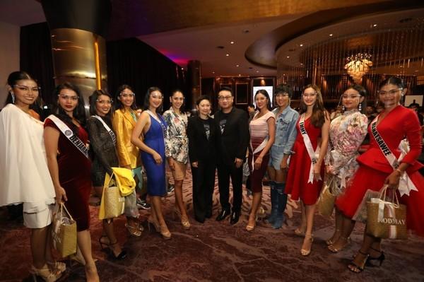 ทีแอนด์บี มีเดีย โกลบอล ร่วมกับ วอร์เนอร์ บราเดอร์ส ประเทศไทย เปิดตัวซุปเปอร์แอคชั่นฟอร์มยักษ์แห่งปี ร่วมทุนไทย-จีน 'แวนการ์ด…หน่วยพิทักษ์ฟัดข้ามโลก