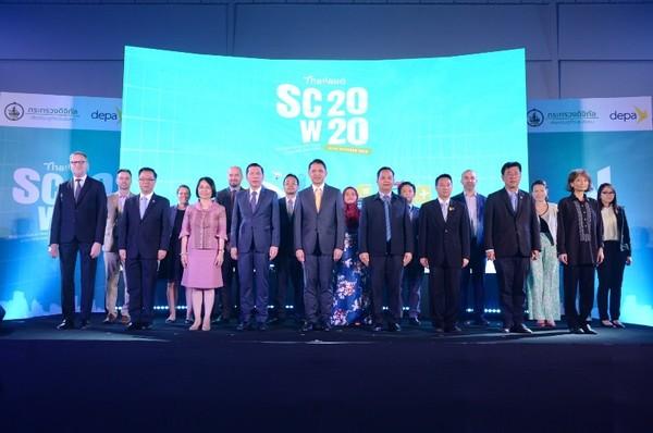 ดีป้า เนรมิตงาน Thailand Smart City Week 2020 หนุนประชาชนสัมผัสเทคโนโลยีดิจิทัลเพื่อการพัฒนาเมืองอัจฉริยะ พร้อมเสิร์ฟกิจกรรมหลากมิติ