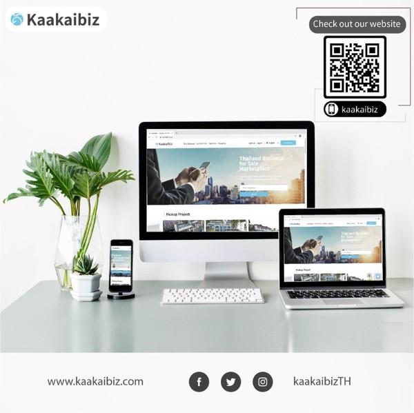 Kaakaibiz เว็บไซต์ค้าขายธุรกิจในประเทศไทยพร้อมใช้งานแล้ววันนี้ ลงประกาศฟรี!! ไม่มีจำกัด รองรับ 4 ภาษาการใช้งาน