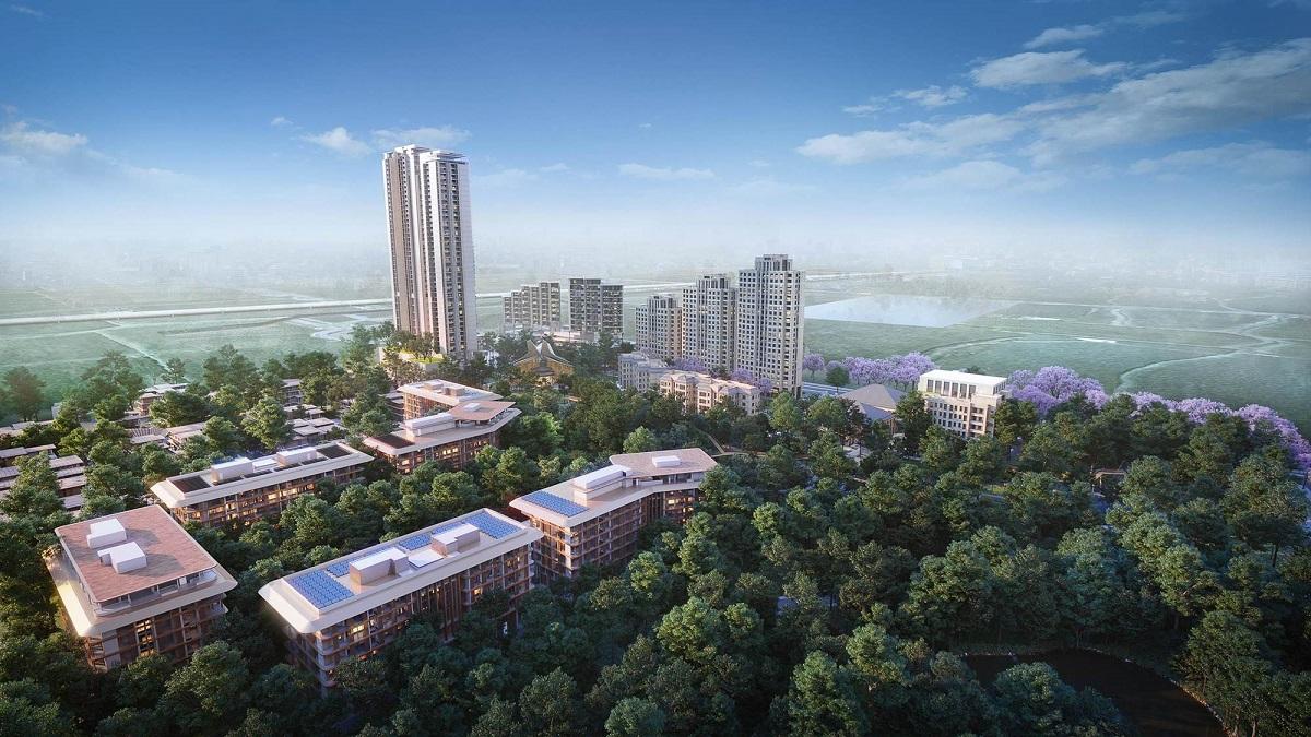 'เดอะ ฟอเรสเทียส์' โดย MQDC โครงการอสังหาฯ ใหญ่สุดของไทย ตอกย้ำเชื่อมั่นเศรษฐกิจไทย เดินหน้าการก่อสร้าง เตรียมเปิดให้ชมห้องตัวอย่าง เร็วๆ นี้