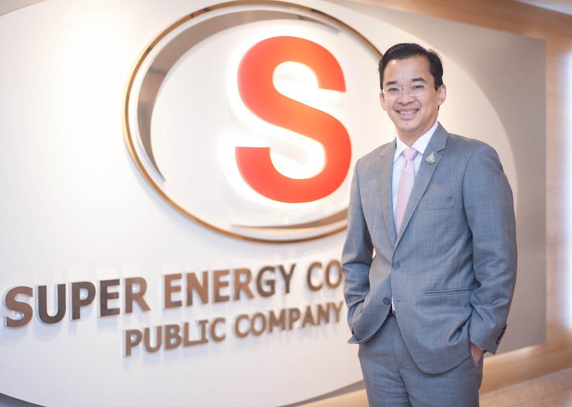 SUPER จ่อเสียบปลั๊กโซลาร์ฟาร์มอีก 550 MW เดินหน้าสร้างผลงานนิวไฮต่อเนื่อง