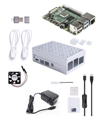 RS Components ขับเคลื่อนนวัตกรรมด้วยการเปิดตัวอุปกรณ์ชุดสตาร์ทเตอร์สำหรับ Raspberry Pi 4