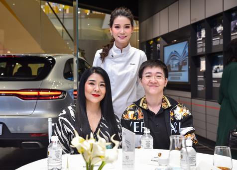 เอเอเอสฯ เชิญลูกค้าคนสำคัญร่วมสัมผัสประสบการณ์สุดเอ็กซ์คลูซีฟในกิจกรรม Porsche Dining Experience