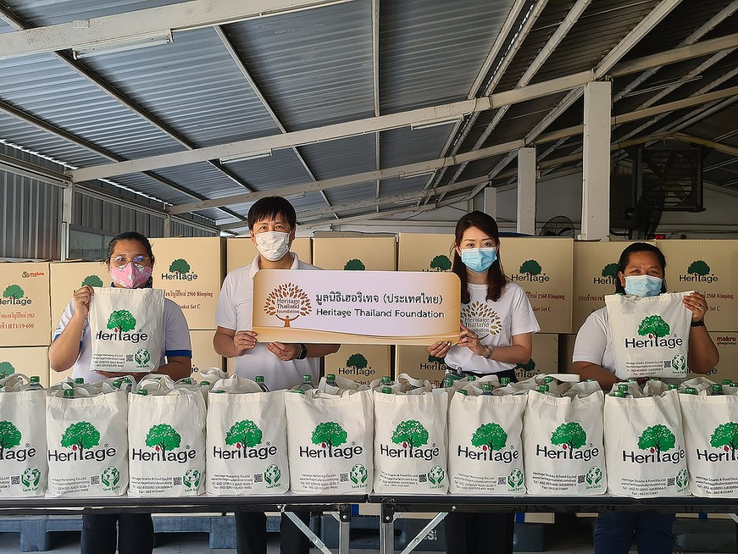 Heritage Thailand Foundation joined forces with Samut Sakhon Public Health RYT9