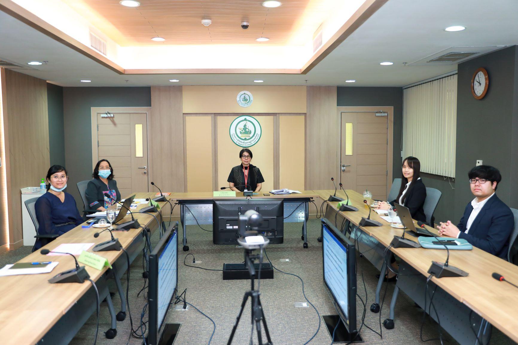 ดีอีเอส ร่วม TDRI ศึกษาความพร้อมของไทย ก่อนเข้าเป็นภาคีอนุสัญญา ว่าด้วยการคุ้มครองและการส่งเสริมความหลากหลายของการแสดงออกทางวัฒนธรรม