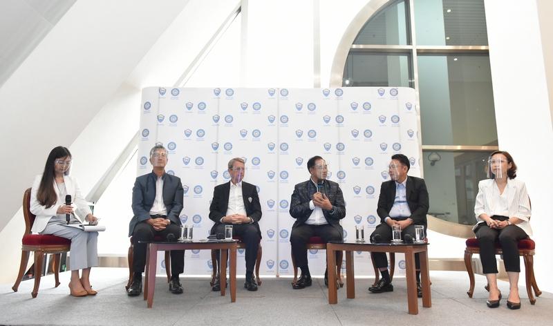 หอการค้าไทย ประกาศจุดยืนขับเคลื่อนธุรกิจด้วยหลักเศรษฐกิจหมุนเวียน