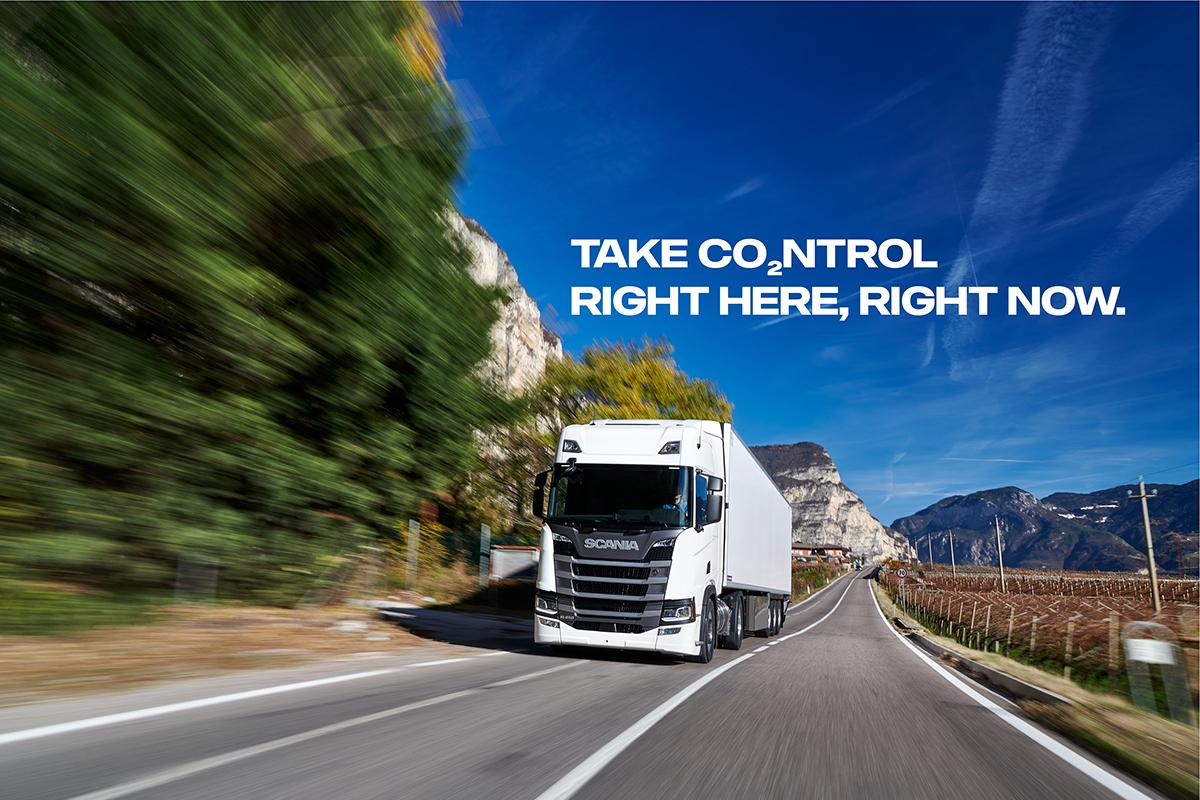 สแกนเนีย สยาม พัฒนา เร่งฟื้นตลาดรถบรรทุก - รถบัส ปี 2021