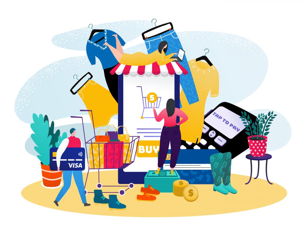 ปีใหม่กับวิถีชีวิตใหม่ : การชำระเงินรูปแบบคอนแทคเลสจะอยู่ยาว ธุรกิจร้านค้าทั่วโลกได้ปรับตัวเข้าหาผู้บริโภคในยุคนิวนอร์มัล