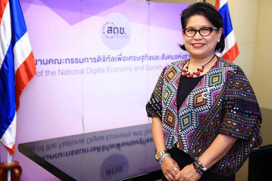 กระทรวงดิจิทัลเพื่อเศรษฐกิจและสังคม เผยแม่บทแห่งชาติ มุ่งดันไทยสู่ดิจิทัลฮับแห่งอาเซียน