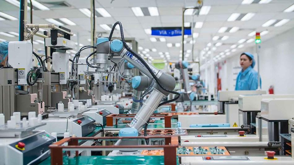 ยูนิเวอร์ซัล โรบอท กระตุ้นอุตสาหกรรมการผลิตของไทยใช้ระบบอัตโนมัติเพื่อลดการบาดเจ็บและเพิ่มขวัญกำลังใจของพนักงาน