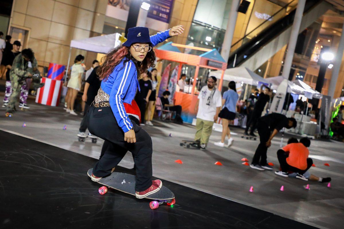 เปิดแล้ว ลาน Skate วิวระดับโลกที่ใหญ่ที่สุดใจกลางเมือง 'centralwOrld soul skaters' เต็มพื้นที่ 1,000 ตร.ม. หน้าเซ็นทรัลเวิลด์