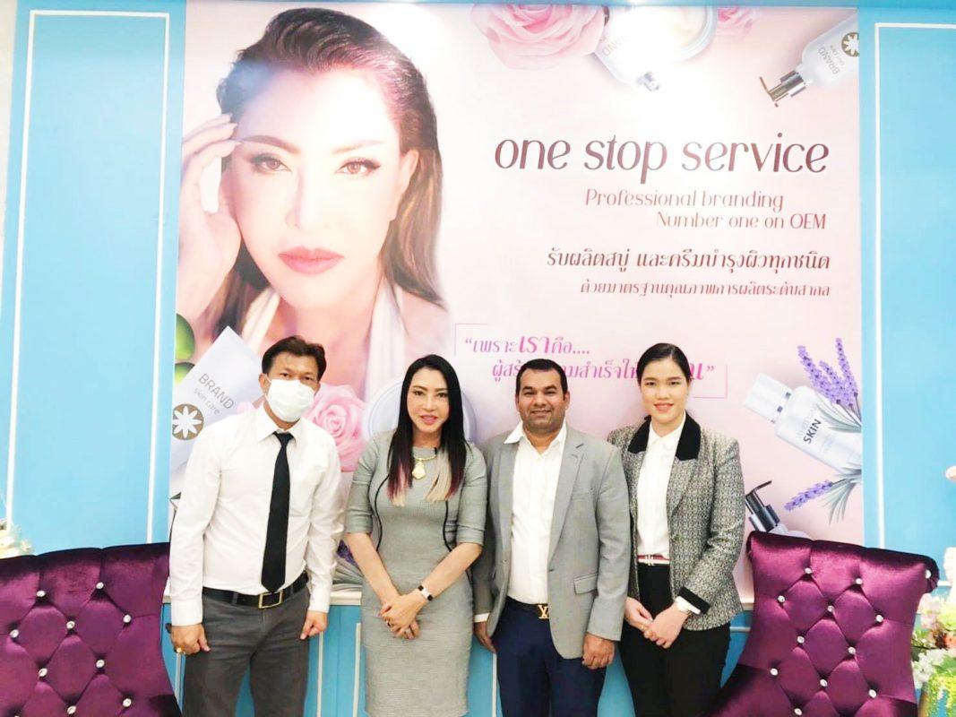 วีเอส 09 ออริจินอล เฮิร์บจับมือ RW Global ดันสบู่สมุนไพรไทยบุกตลาดเวียดนาม
